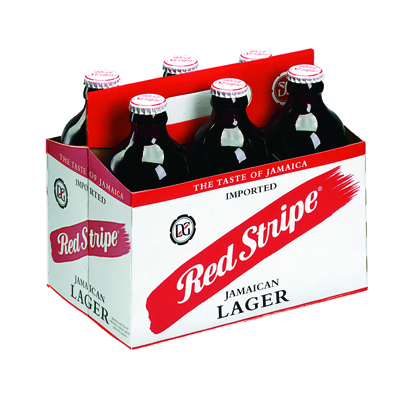 Red Stripe Imported Lager