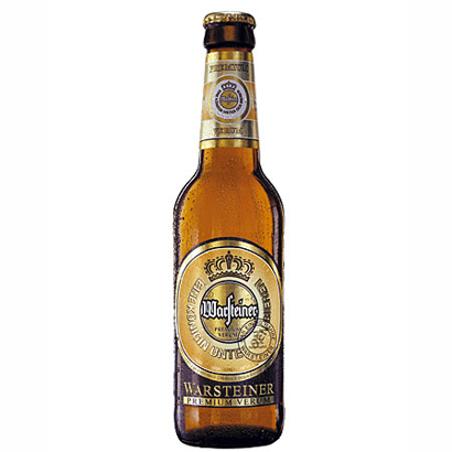 Warsteiner Genuine German Pilsner