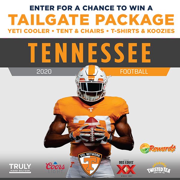 WIN A TAILGATE PACKAGE FROM CHEROKEE AND MAPCO!