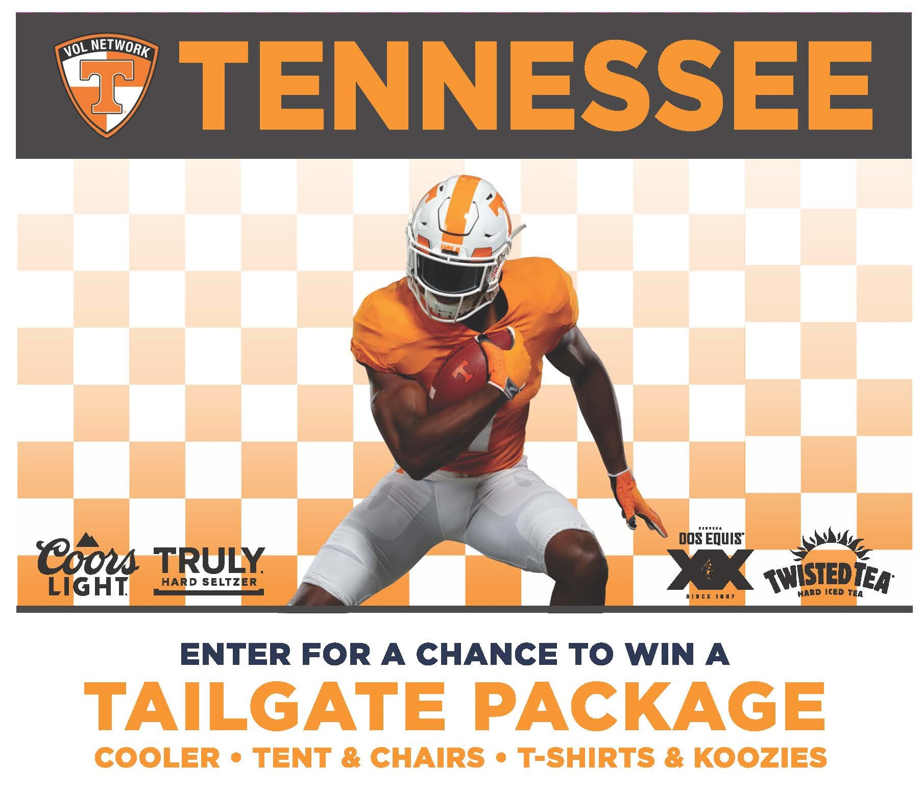 MapCo Tailgate Package Giveaway